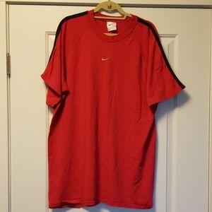 XXL NIKE red T-shirt!!